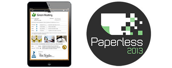 ServicePal join Paperless 2013 as sponsor